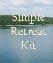 Retreat for renewal