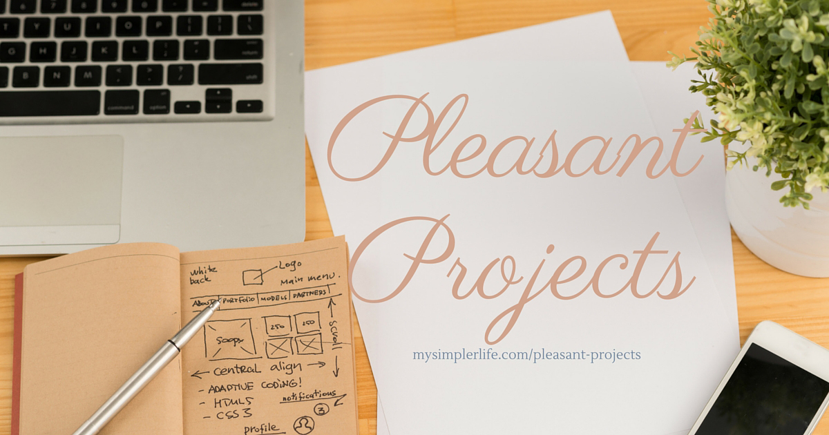 PleasantProjects