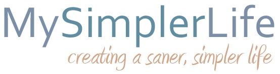 My Simpler Life – Simple Living - Encouraging you in creating a saner, simpler life