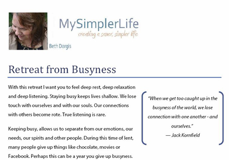 retreatfrombusyness-sm