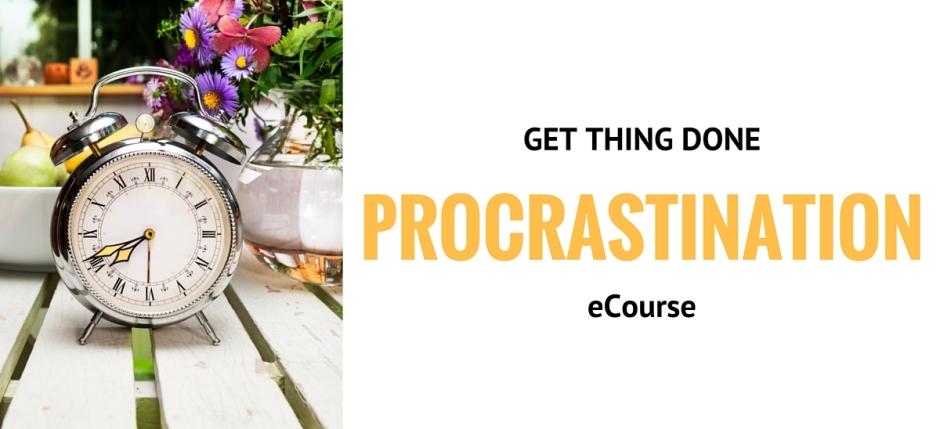 Procrastinationbanner