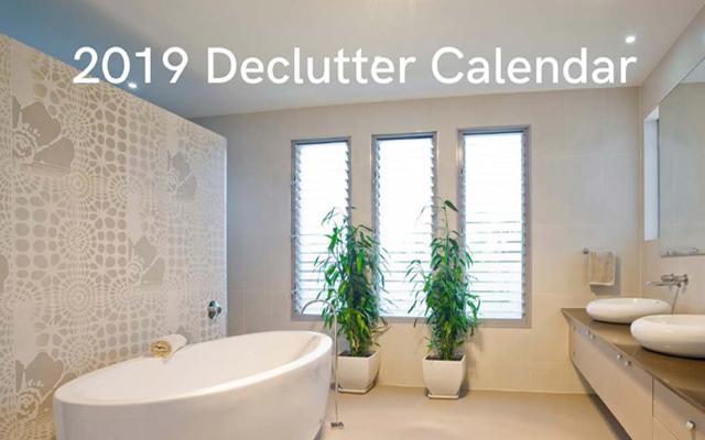 Declutter Calendar