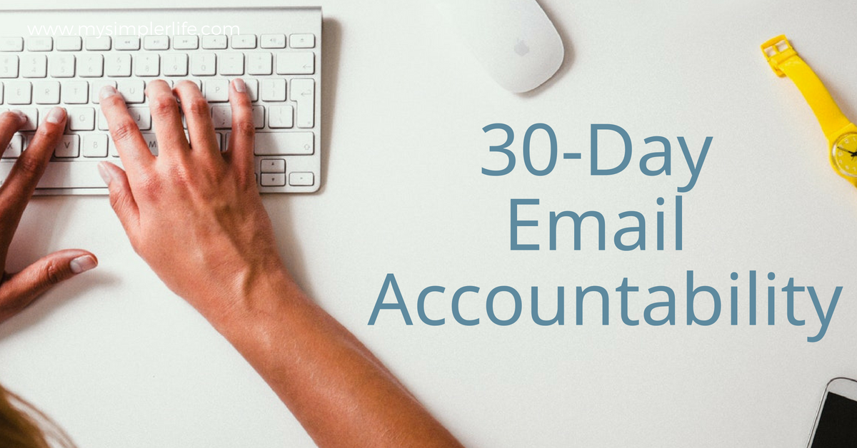 Email Accountability