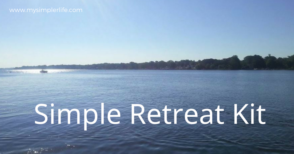 Simple Retreat Kid