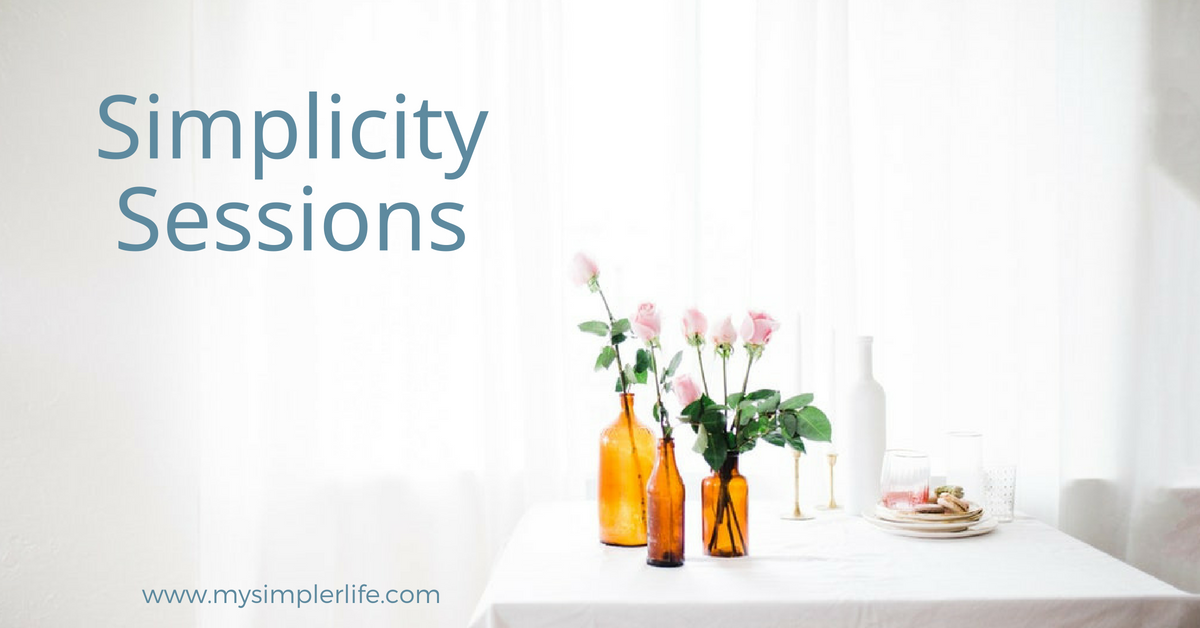 Simplicity Sessions
