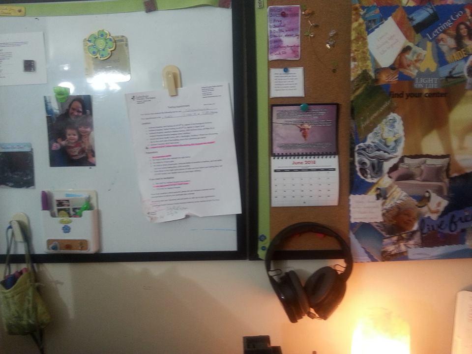 Bulletin Board After