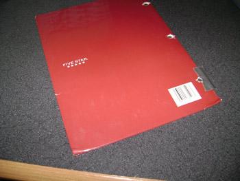 ragged folder
