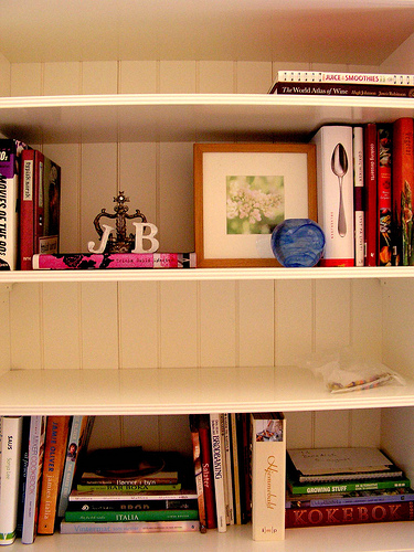 Decluttering and Creating Space