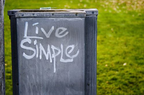 7 reasons you are not living a simpler life my simpler life