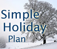 Simpler Holiday Plan