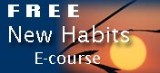 New Habits Ecourse