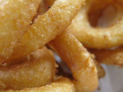 The onion ring story